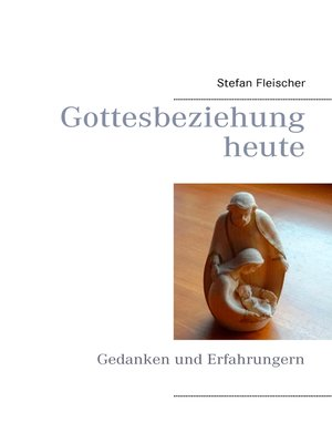 cover image of Gottesbeziehung heute