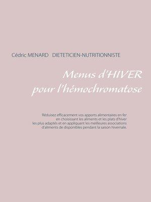 cover image of Menus d'hiver pour l'hémochromatose
