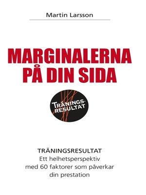 cover image of Marginalerna på din sida
