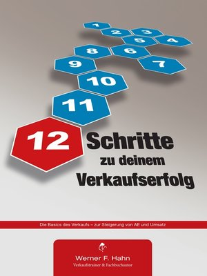 cover image of 12 Schritte zu deinem Verkaufserfolg