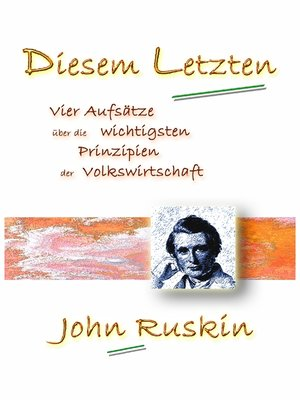 cover image of Diesem Letzten