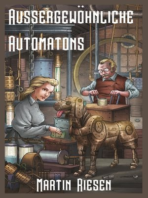 cover image of Aussergewöhnliche Automatons
