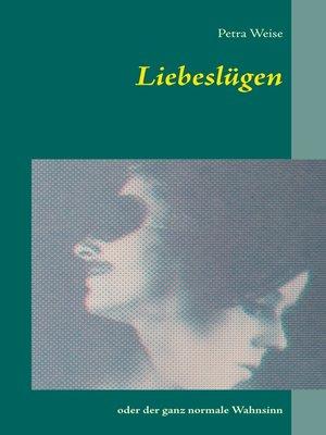cover image of Liebeslügen