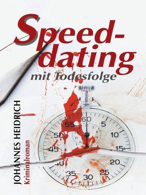 cover image of Speeddating mit Todesfolge