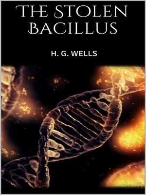cover image of The Stolen Bacillus