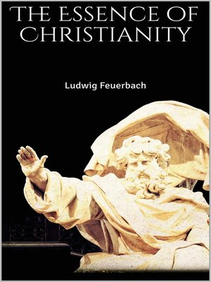 cover image of The Essence of Christianity