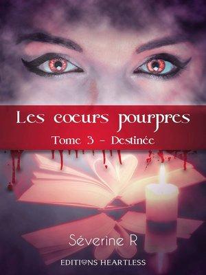 cover image of tome 3: destinée