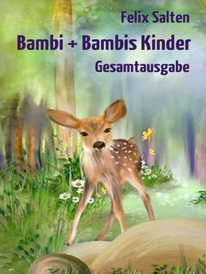 cover image of Bambi + Bambis Kinder