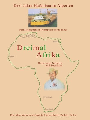 cover image of Dreimal Afrika