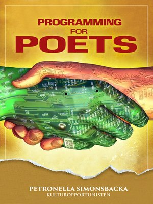 cover image of Programming for Poets