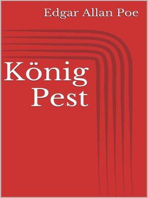 cover image of König Pest