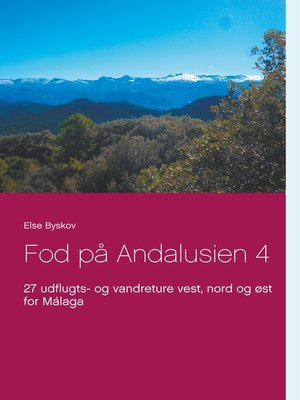 cover image of Fod på Andalusien 4