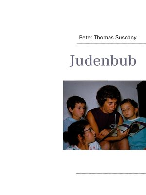 cover image of Judenbub