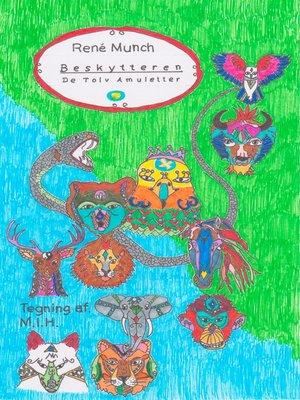 cover image of De Tolv Amuletter