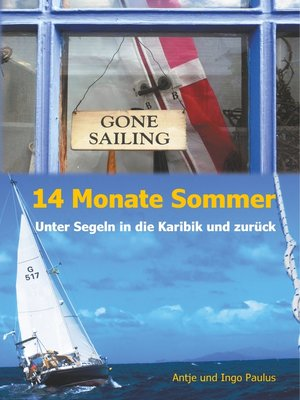 cover image of 14 Monate Sommer
