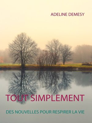 cover image of Tout simplement