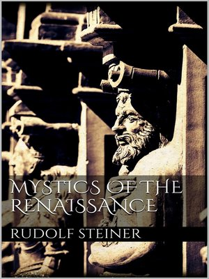 cover image of Mystics of the renaissance