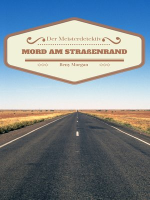 cover image of Mord am Straßenrand