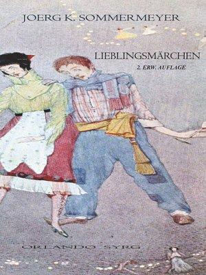 cover image of Lieblingsmärchen