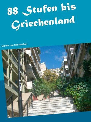 cover image of 88 Stufen bis Griechenland