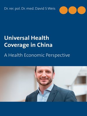 cover image of Universal Health Coverage in China