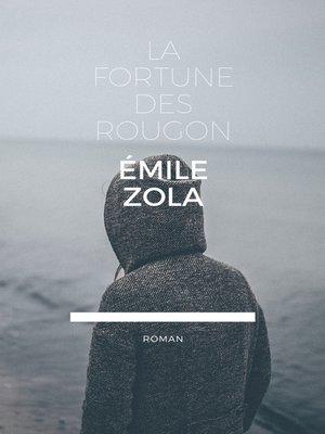 cover image of La Fortine des Rougon