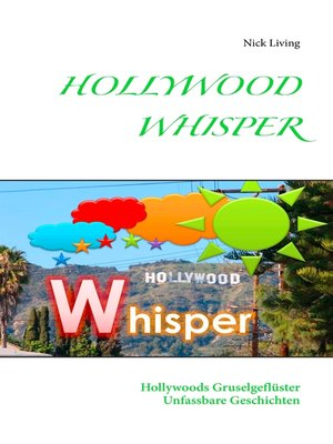 cover image of Hollywood Whisper