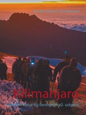 cover image of Kilimanjaro