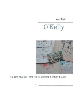 cover image of O'Kelly