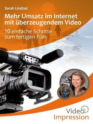cover image of Mehr Umsatz im Internet mit überzeugendem Video