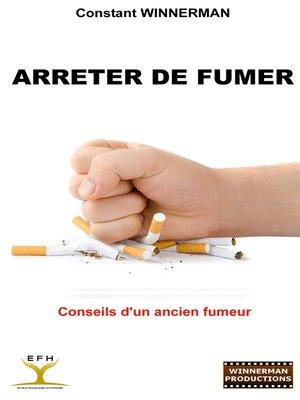 cover image of Arrêter de fumer
