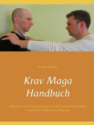 cover image of Krav Maga Handbuch