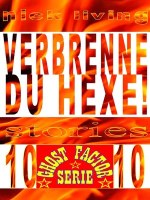 cover image of Verbrenne du Hexe!