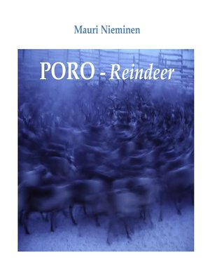 cover image of Poro-Reindeer