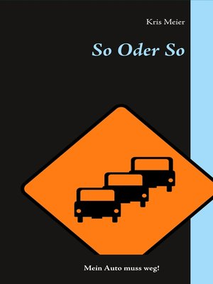 cover image of So Oder So