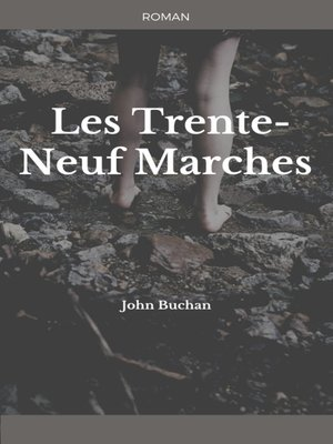cover image of Les Trente-Neuf Marches