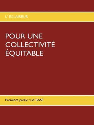 cover image of Première partie: LA BASE