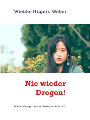 cover image of Nie wieder Drogen!