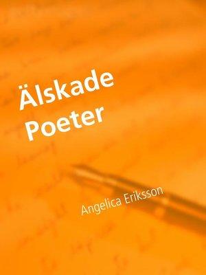 cover image of Älskade Poeter