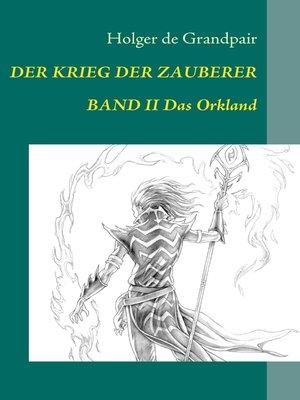cover image of Der Krieg der Zauberer, Band 2