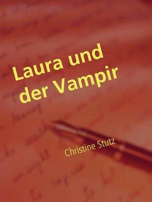 cover image of Laura und der Vampir