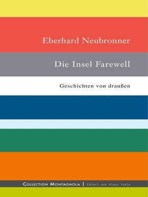 cover image of Die Insel Farewell