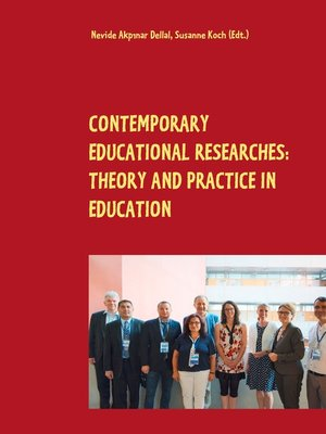 cover image of Contemporary Educational Researches