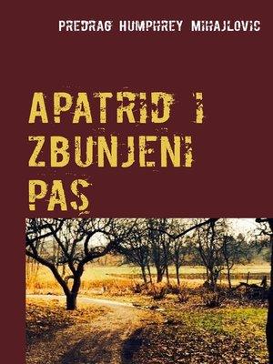 cover image of Apatrid i zbunjeni pas
