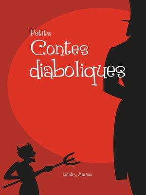 cover image of Petits contes diaboliques