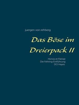 cover image of Das Böse im Dreierpack II