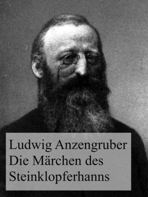 cover image of Die Märchen des Steinklopferhanns