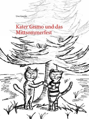 cover image of Kater Gismo und das Mittsommerfest