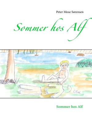 cover image of Sommer hos Alf
