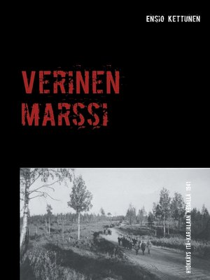 cover image of Verinen marssi